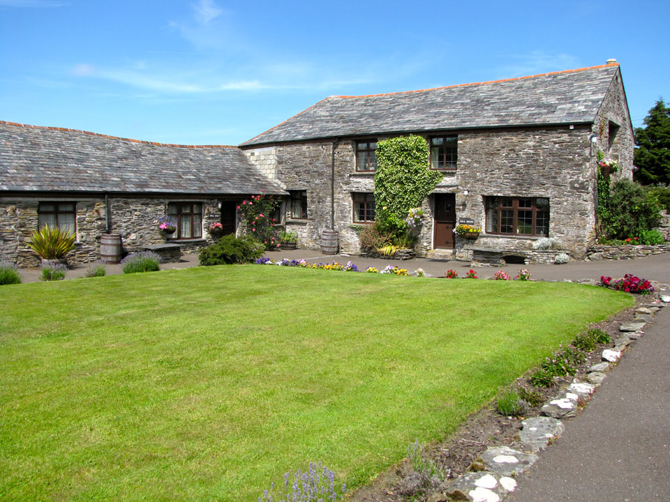 Farm Cottages Cornwall